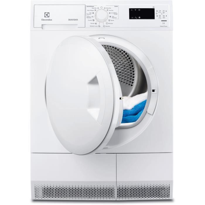 Sèche linge condensation pompe à chaleur