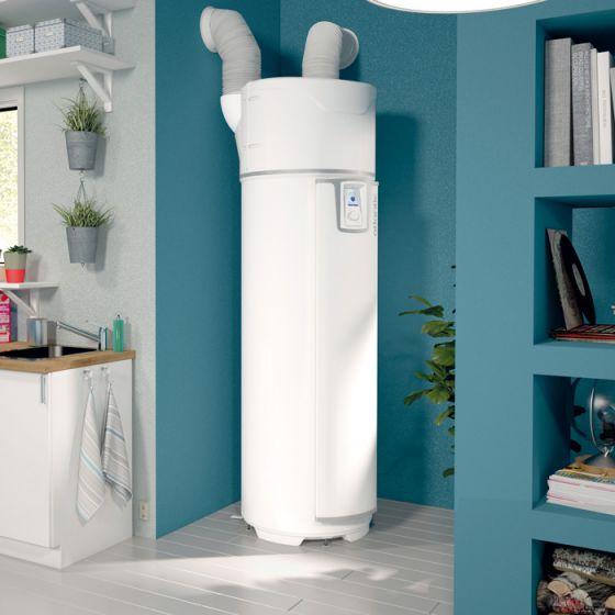 Chauffe eau avec pompe à chaleur intégrée