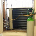 Detection fuite gaz pompe a chaleur