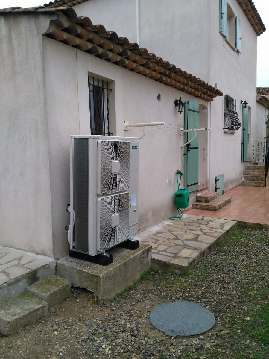 Pompe a chaleur gaz propane