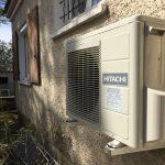 Installation pompe a chaleur hitachi