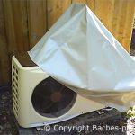 Housse de protection pour pompe à chaleur