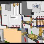 Installation pompe a chaleur air air video