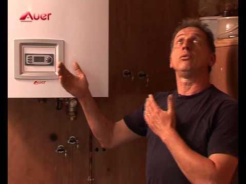 Pompe a chaleur haute temperature auer