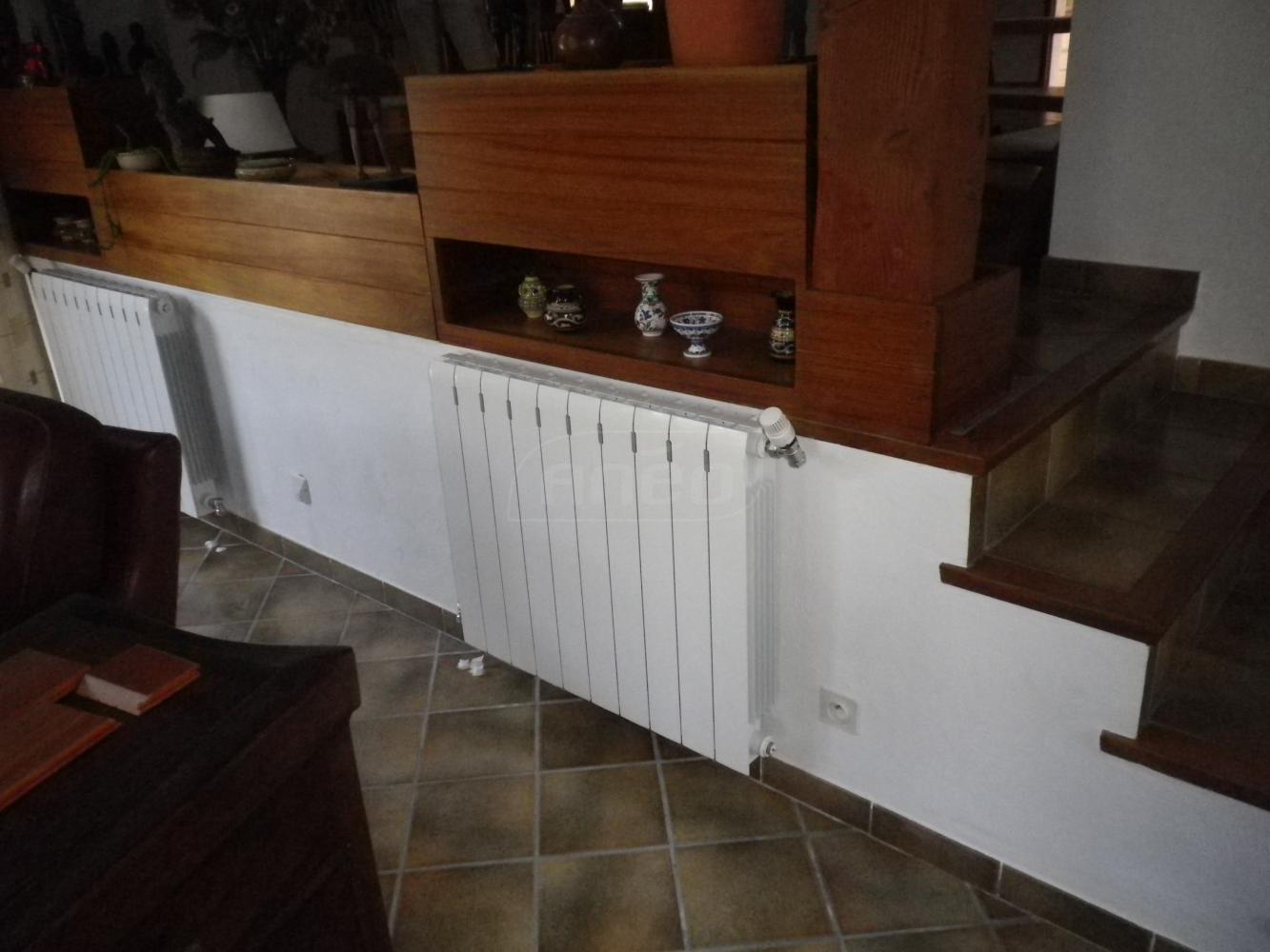 Pompe à chaleur radiateurs