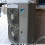 Plombier specialiste pompe a chaleur