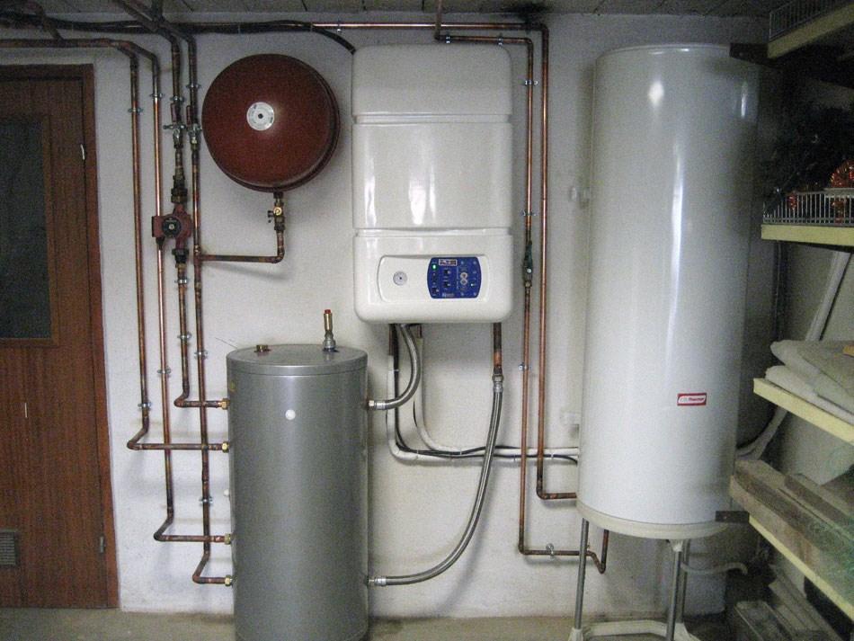 Prix boiler avec pompe a chaleur
