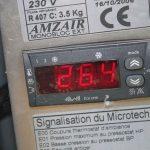 Pompe a chaleur technibel monobloc