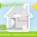 Pompe a chaleur ou chaudière à condensation