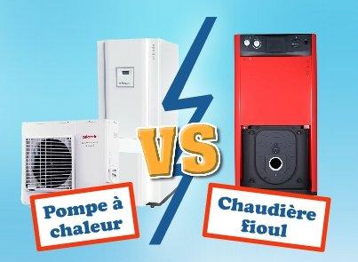 Chauffage pompe à chaleur consommation