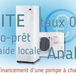 Aide installation pompe a chaleur air air
