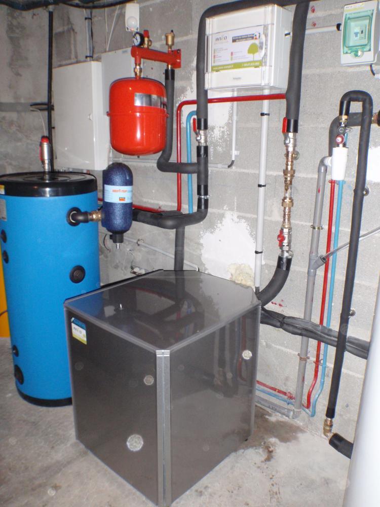 Pompe a chaleur eau eau daikin prix