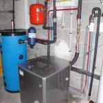 Installation pompe a chaleur eau eau