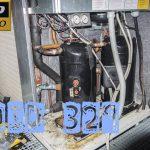 Remplacement compresseur pompe à chaleur