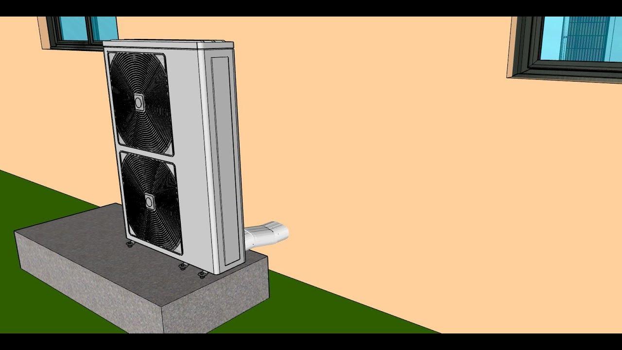 Installation électrique pompe à chaleur