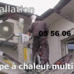 Installation pompe a chaleur video