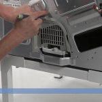Comment nettoyer condenseur seche linge pompe a chaleur