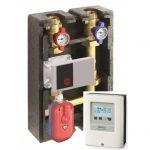 Module hydraulique pour pompe a chaleur