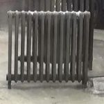 Pompe a chaleur radiateur fonte