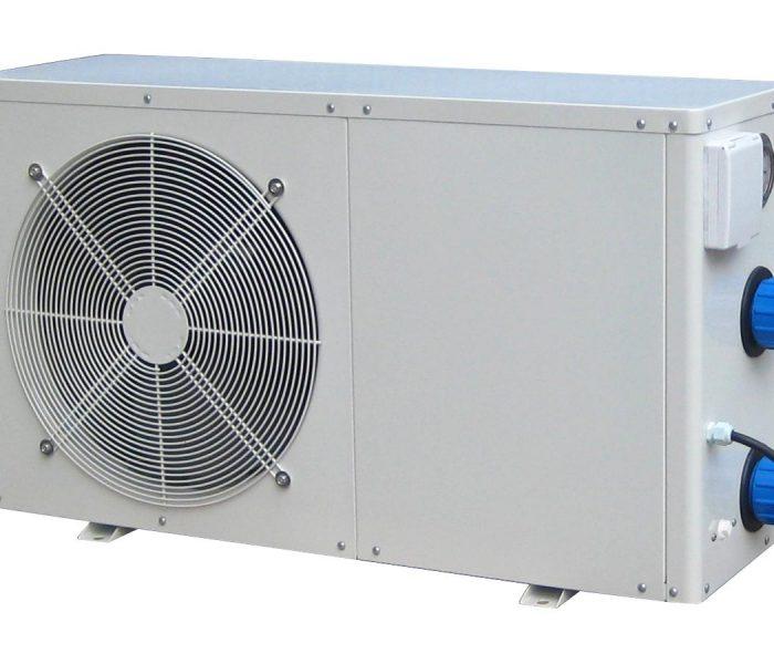 Pompe à chaleur réversible chaud/froid - 3,5 kw/30 m3