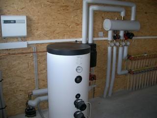 Raccordement hydraulique pompe a chaleur air eau