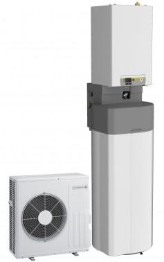 Pompe a chaleur air eau 140m2