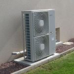 Installation pompe a chaleur air air daikin