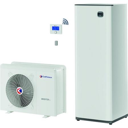 Modele de pompe a chaleur air air