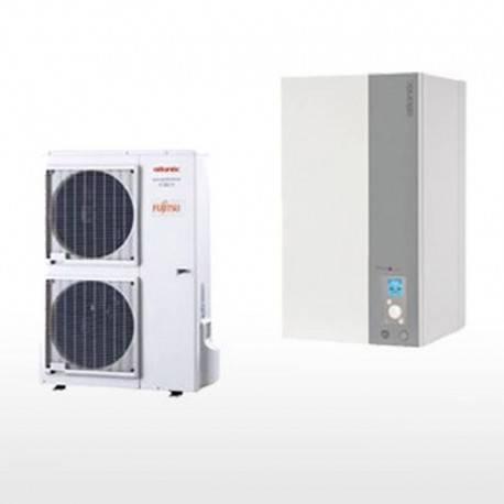 Gestionnaire d'énergie pompe à chaleur chez atlantic