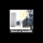 Pompe à chaleur double service atlantic