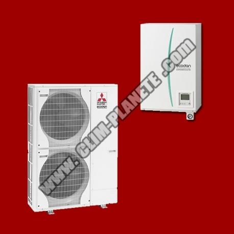 Mitsubishi electric pompe à chaleur