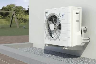 Radiateur pour pompe a chaleur air eau