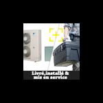 Condensateur de demarrage pompe a chaleur