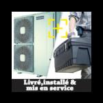 Pompe a chaleur aquapower x5