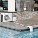 Pompe à chaleur piscine 60m3