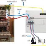 Pompe à chaleur dans un garage
