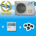Pompe a chaleur piscine fusion 13 kw