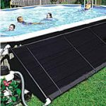 Panneau solaire pour pompe a chaleur piscine
