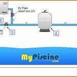 Plan installation pompe a chaleur piscine