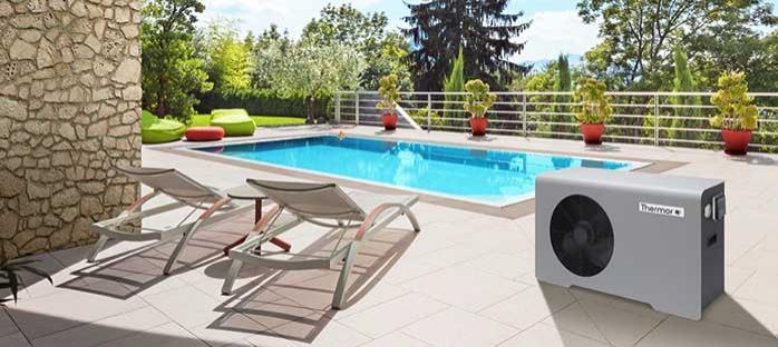 Pompe à chaleur pour votre piscine