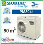 Pompe a chaleur zodiac power first 8