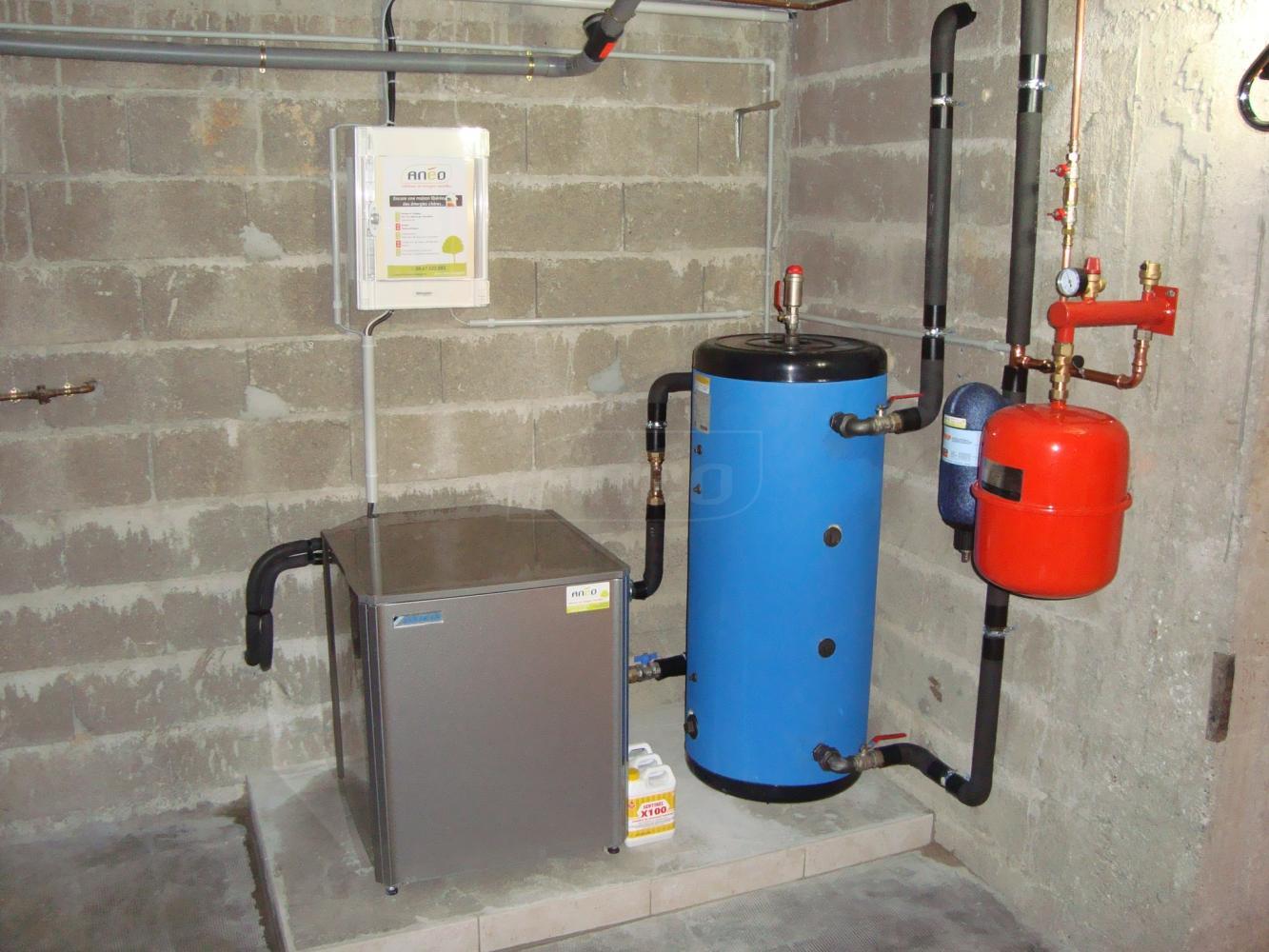 Pompe à chaleur en appartement