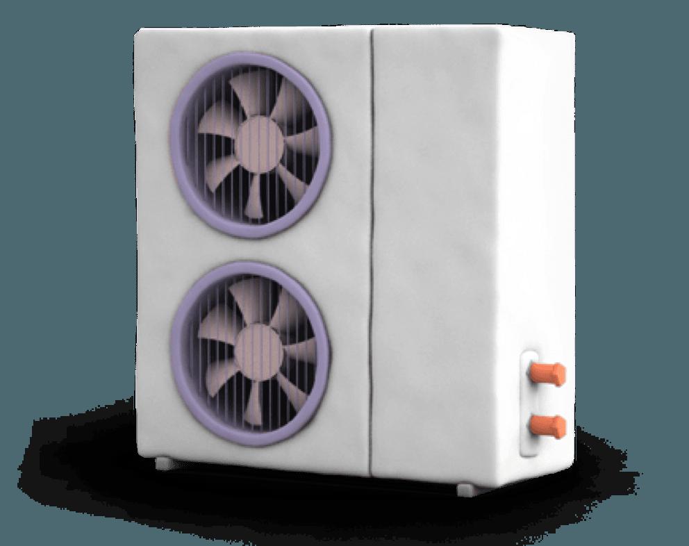 Transformer chaudiere fioul en pompe a chaleur