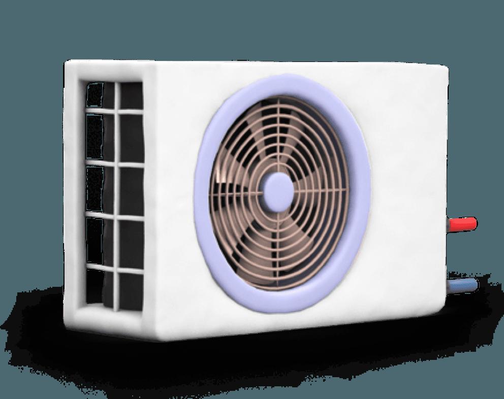 Fournisseur pompe a chaleur air air