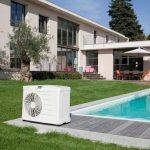 Emplacement pompe a chaleur piscine