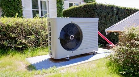 Installation d'une pompe à chaleur pour piscine