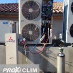 Réparateur pompe à chaleur mitsubishi