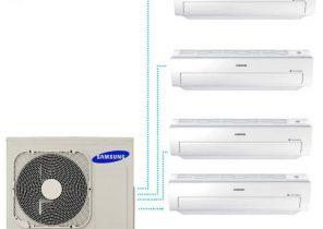 Pompe à chaleur air/air unité intérieure multi split console samsung 5000w