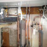 Raccordement pompe a chaleur sur chaudiere