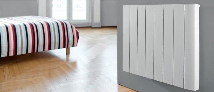 Radiateur electrique ou pompe a chaleur air eau